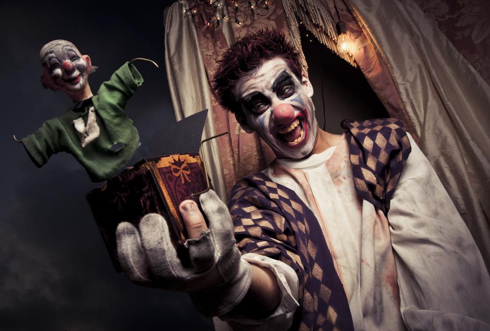 Co se vám vybaví, když se řekne klaun?