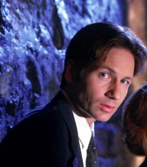 Fox Mulder z Aktov X.