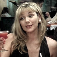 Samantha Jones zo Sexu v meste.