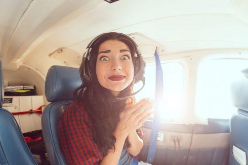 Čo pomôže, keď sa bojíte lietať? Vedomosti, hlboké dýchanie a žiaden alkohol