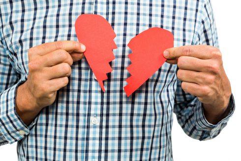 Syndróm zlomeného srdca – čo sa deje s našimi telami po rozchode?