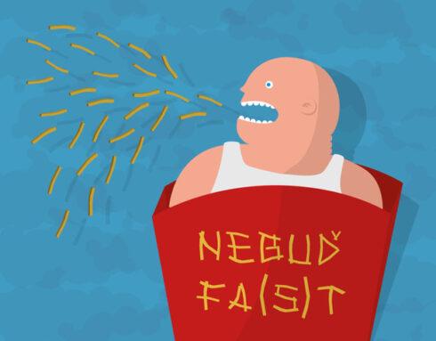 """10 pádnych dôvodov, prečo by ste si už nikdy nemali dať """"rýchle jedlo"""""""