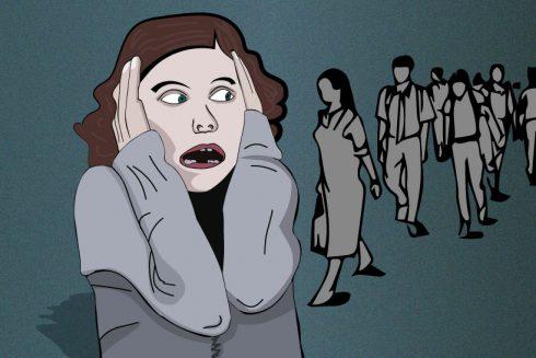 Ako pomôcť ľuďom, ktorých prepadol záchvat paniky?