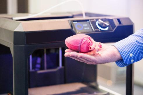 3D tlač prináša do zdravotníctva revolučné zmeny