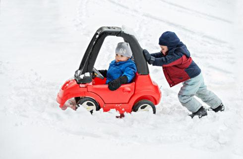Pripravte svoje auto na dlhú zimu