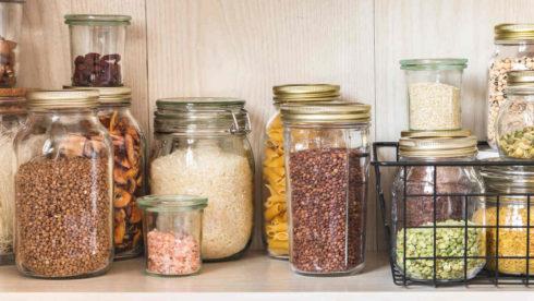 Kvalitné potraviny do špajze aj do mrazničky