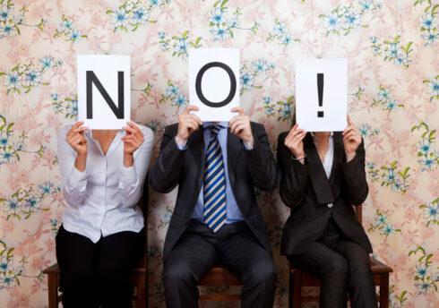 Prečo sa naučiť hovoriť nie