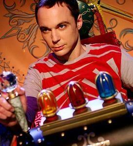 Sheldon z Teórie veľkého tresku.