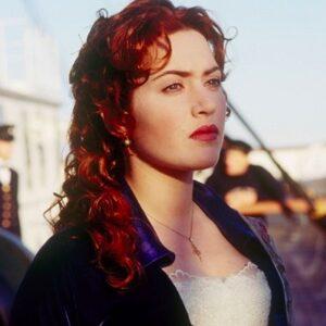 Kate Winslet z Titaniku.